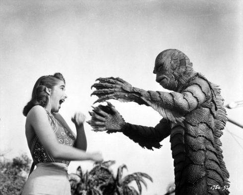 Julia and the Gill Man