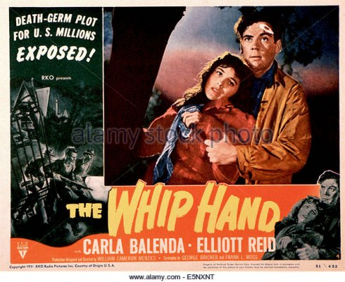 the-whip-hand-us-poster-from-left-carla-balenda-elliott-reid-1951-e5nxnt