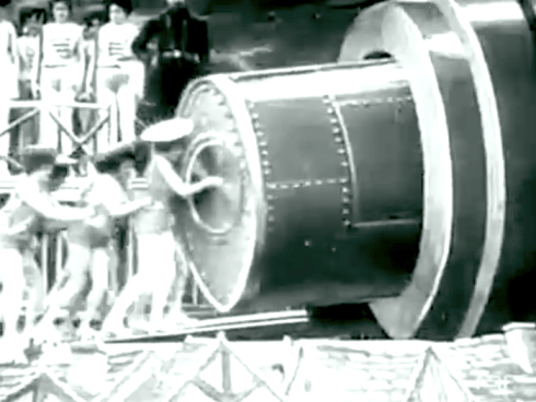 Le Voyage Dans La Lune 1902