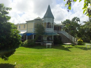 Harmony Hall Great House, Jamaica