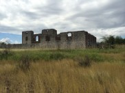 Colbeck Castle SW Corner 052