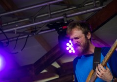 Come On Live Long at Knockanstockan 2016 (photo by Stephen White) 10
