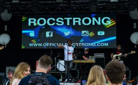 Rocstrong at The Beatyard 2016 (Photo by Stephen White) 1