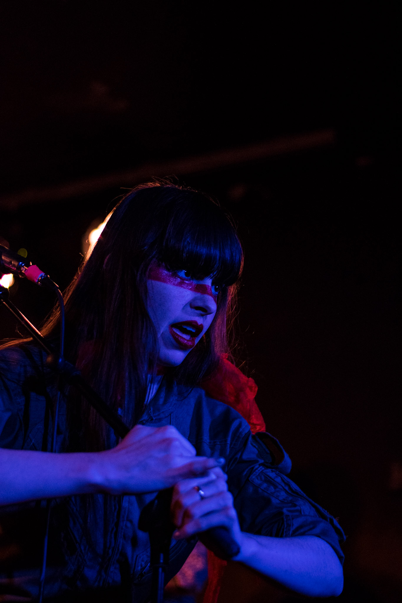 Photos | Le Butcherettes – The Workman's Club