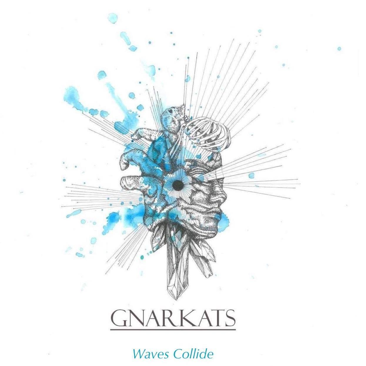 Listen | Check out the heavy fuzz of 'Running From You' by Gnarkats