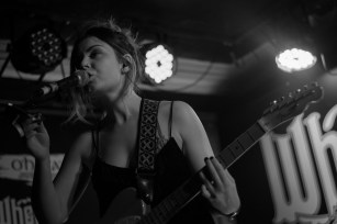 Honeyblood in Whelan's April 2017 (Photo by Stephen White) 9