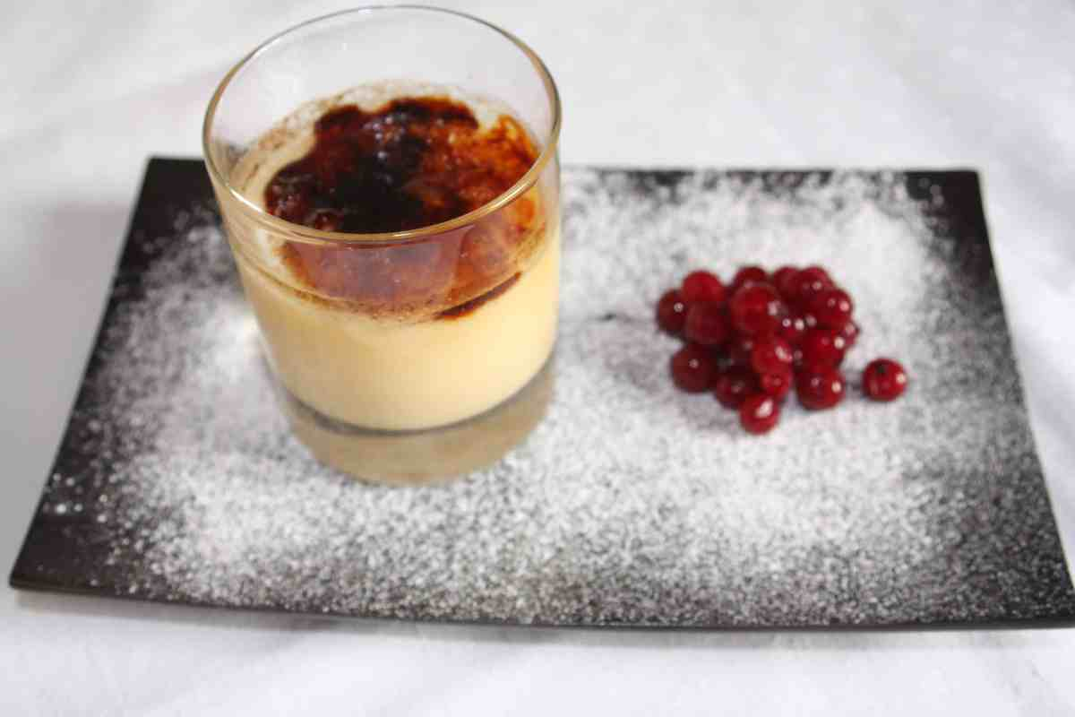 Limocello Creme Brulee by The Late Chef