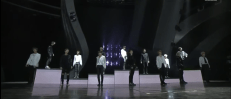 BTS and GOT7 on stage together during their collaboration at the 2015 MAMAs. Credit: https://www.youtube.com/watch?v=kijIAsl0OM8