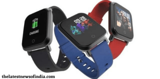 ouch Watch ColorFit Pro 3 Specification