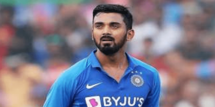 KL Rahul India cricket boiler