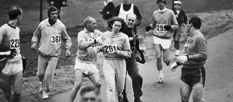 What can Kathrine Switzer teach us about empowerment?