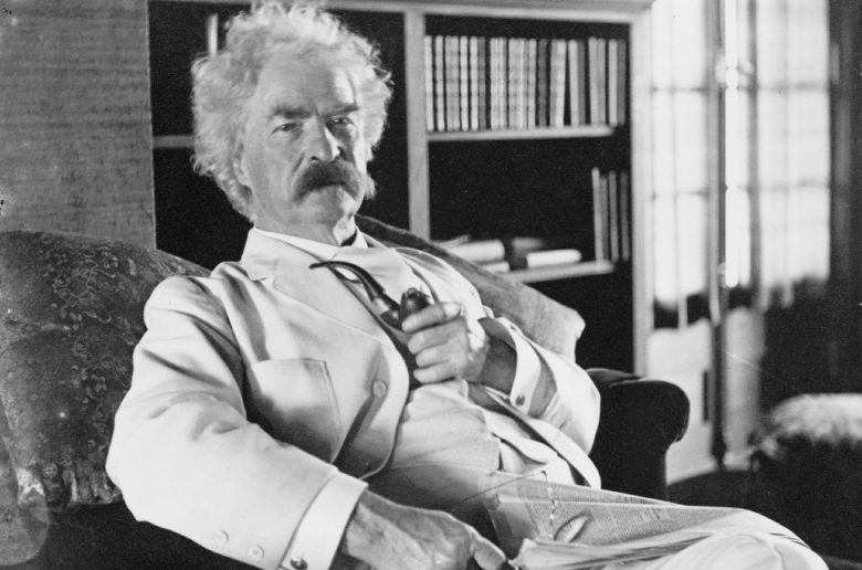 Reduce Speaking Stress with this Mark Twain Quote