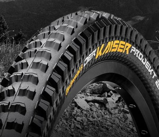 Continental MTB Tyre