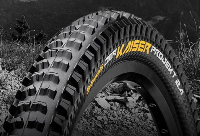 Continental MTB Tyre