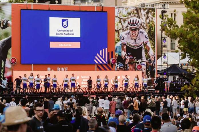 Tour Down Under Cancelled