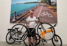 David Metzke, Dyson Bikes
