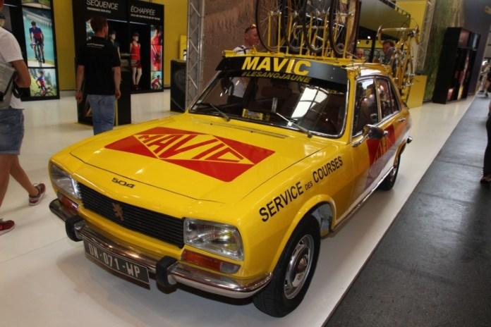 Mavic Service Car