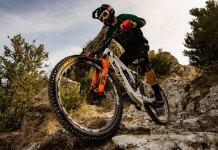 Orbea Rallon gravity endure mountain bike