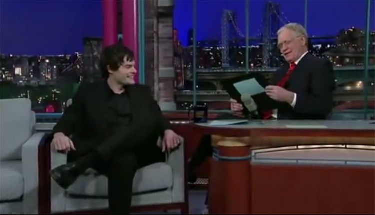 Bill Hader explains Stefon to David Letterman