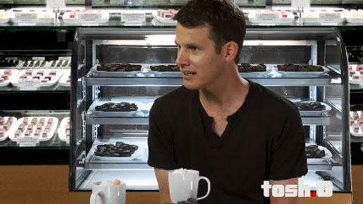 new episodes of tosh 0 start tonight pick up daniels comedy