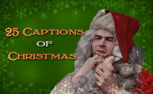 25 Captions Of Christmas
