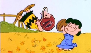 Charlie Brown Football