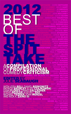 The Spit Take Book