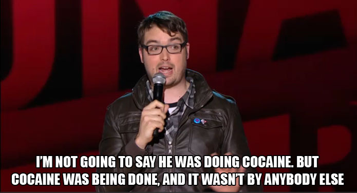 Jonah Ray Half Hour