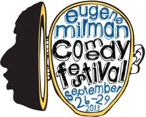 eugene mirman comedy festival