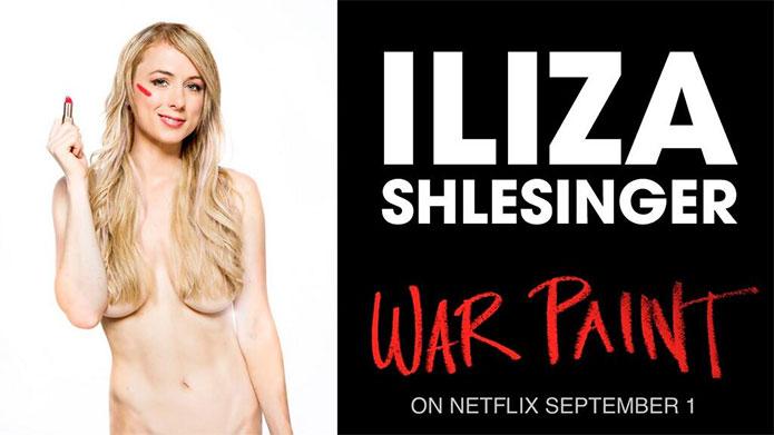 Iliza Shlesinger War Paint