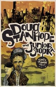Stanhope Shit Town Tour