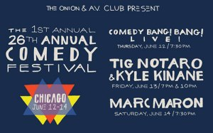 26th Annual Comedy Festival