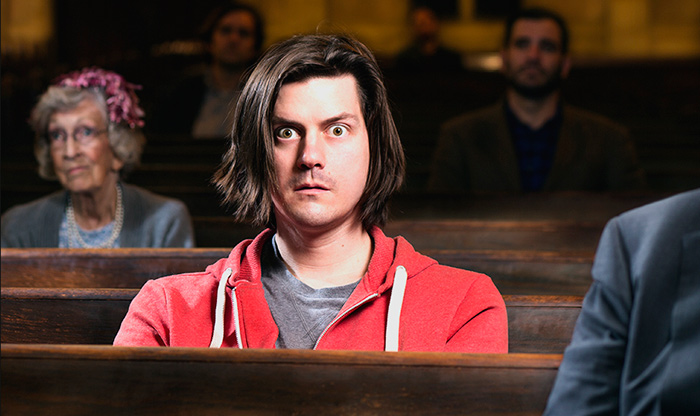 Trevor Moore - High In Church