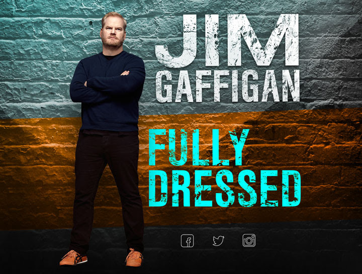 Jim Gaffigan Fully Dressed