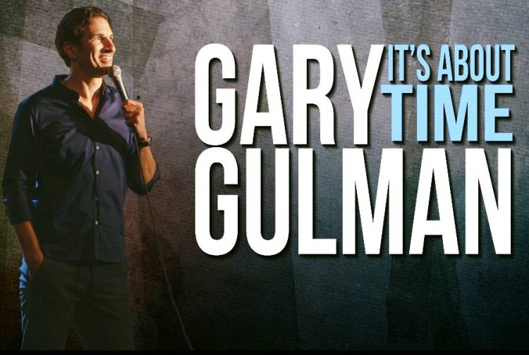 Gary Gulman It's About Time