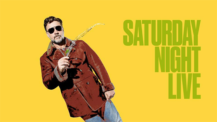 Russell Crowe SNL