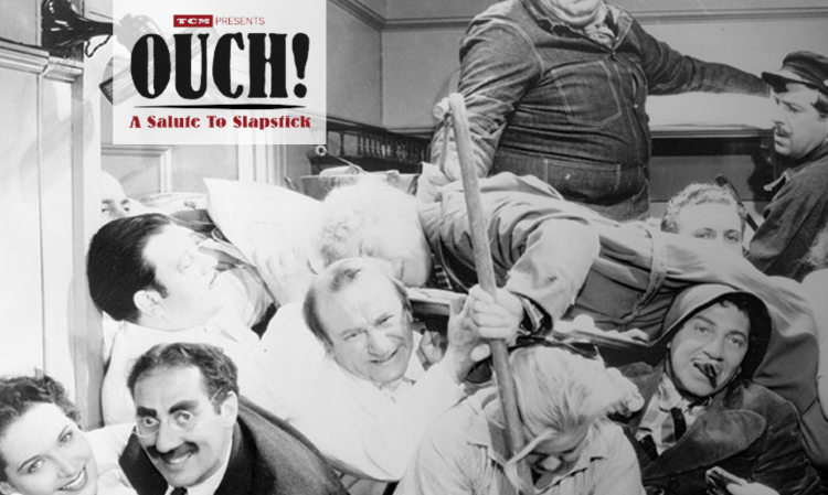 Ouch! A salute to slapstick
