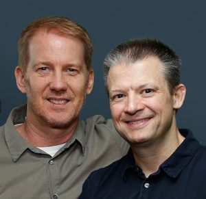 Opie with Jim