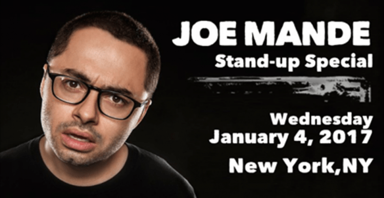 joe-mande-stand-up-special-taping