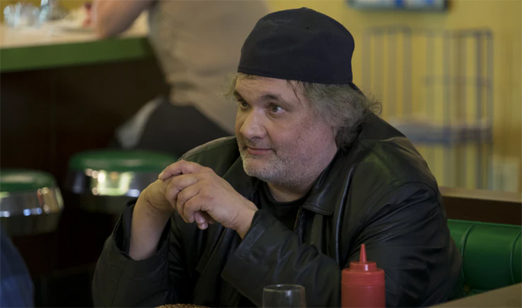 "Artie Lange may be out at ""Crashing"" following drug arrest"