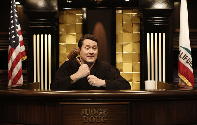 The High Court with Doug Benson