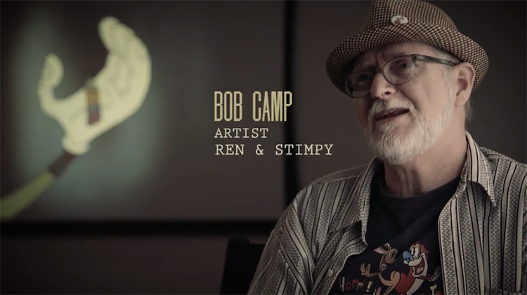 The upcoming Ren & Stimpy documentary teaches us the origins of the LOG commerical