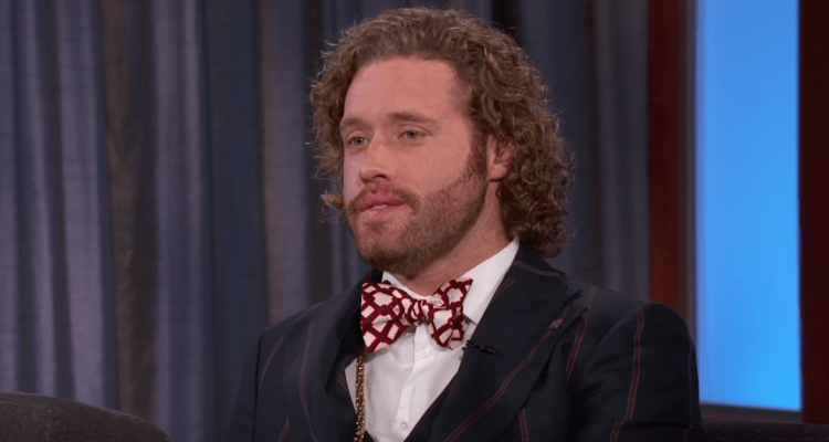 "T.J. Miller tells Jimmy Kimmel why he left ""Silicon Valley"""