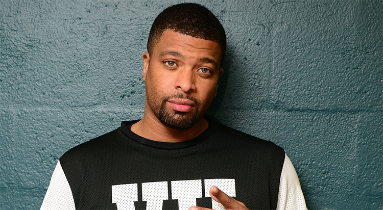 DeRay Davis to tape his next stand-up special for Netflix