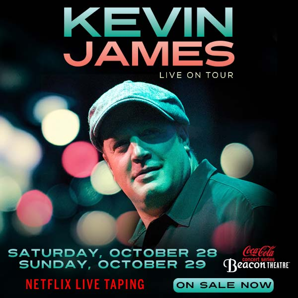 Kevin James - Beacon Theatre