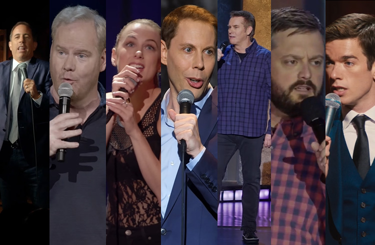 7 family-friendly Netflix comedy specials to watch on Thanksgiving