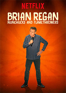 Brian Regan - Nunchucks And Flamethrowers