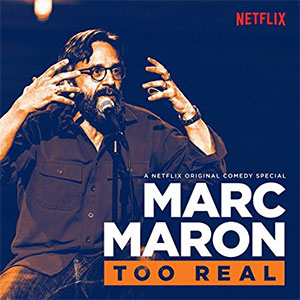 Marc Maron - Too Real