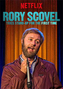 Rory Scovel - Tries Stand-Up For The First Time