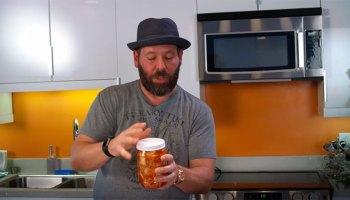 Bert Kreischer and Todd Glass cook a mean Philly Cheesteak